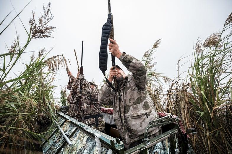 duck hunting Louisiana
