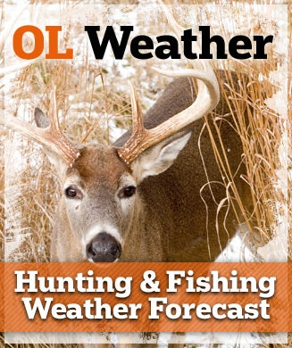 OL Weather: A Weather Report for Outdoorsmen