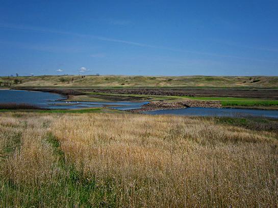 Public Land: Hunting and Fishing North Dakota