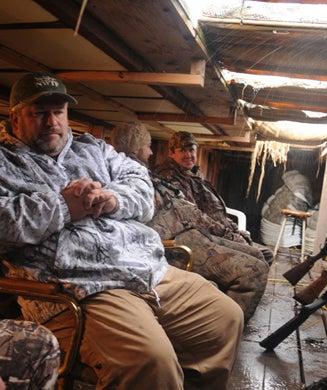 Nebraska Duck Bunker: The Ultimate Duck Blind