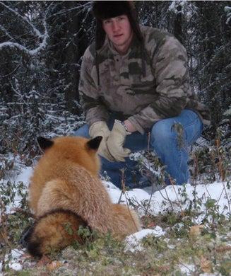Alaskan Trapper