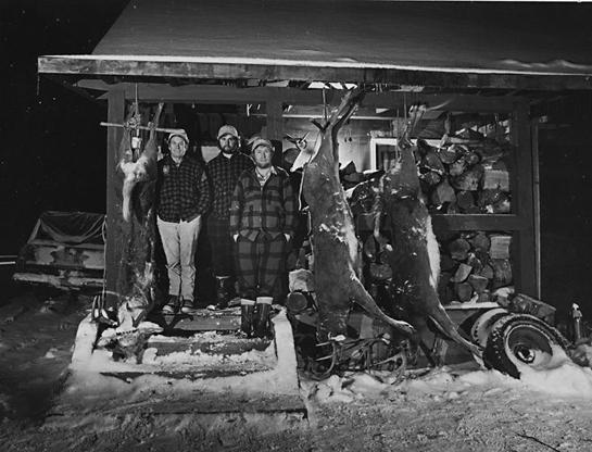 Death of the Deer Tracker: Larry Benoit