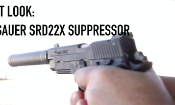 Sig Sauer SRD22x: An Affordable Rimfire Can
