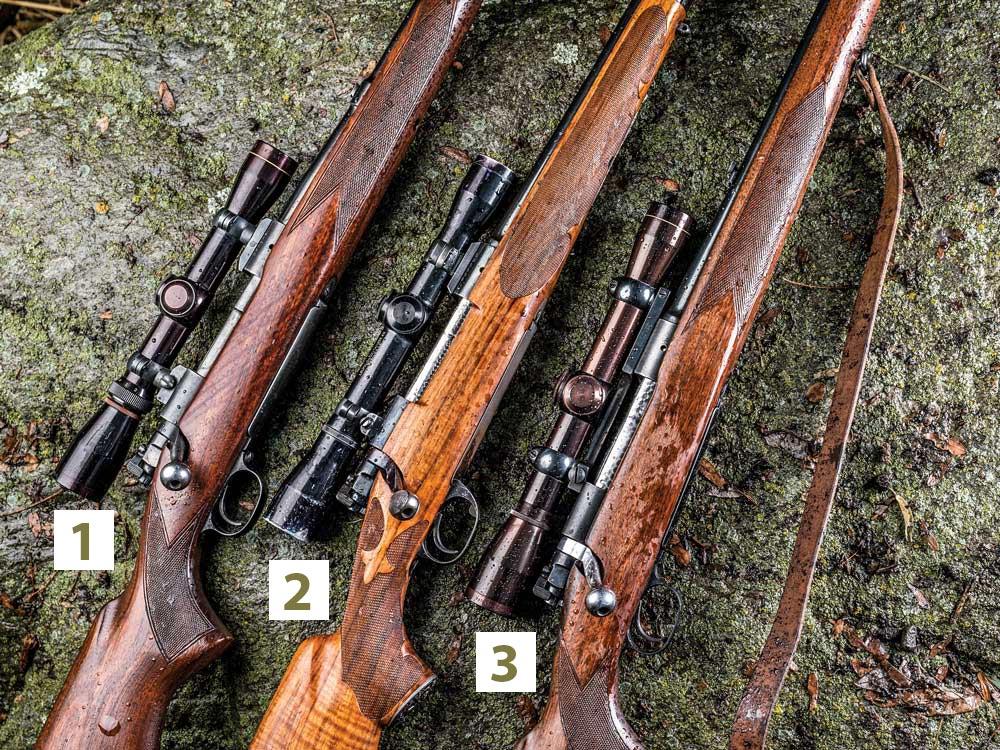 jack o'connor rifles