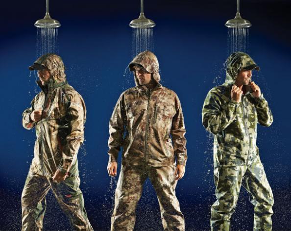Gear Test: Best Hunting Raingear
