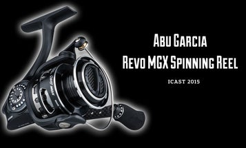 New Fishing Gear: Abu Garcia Revo MGX Spinning Reel