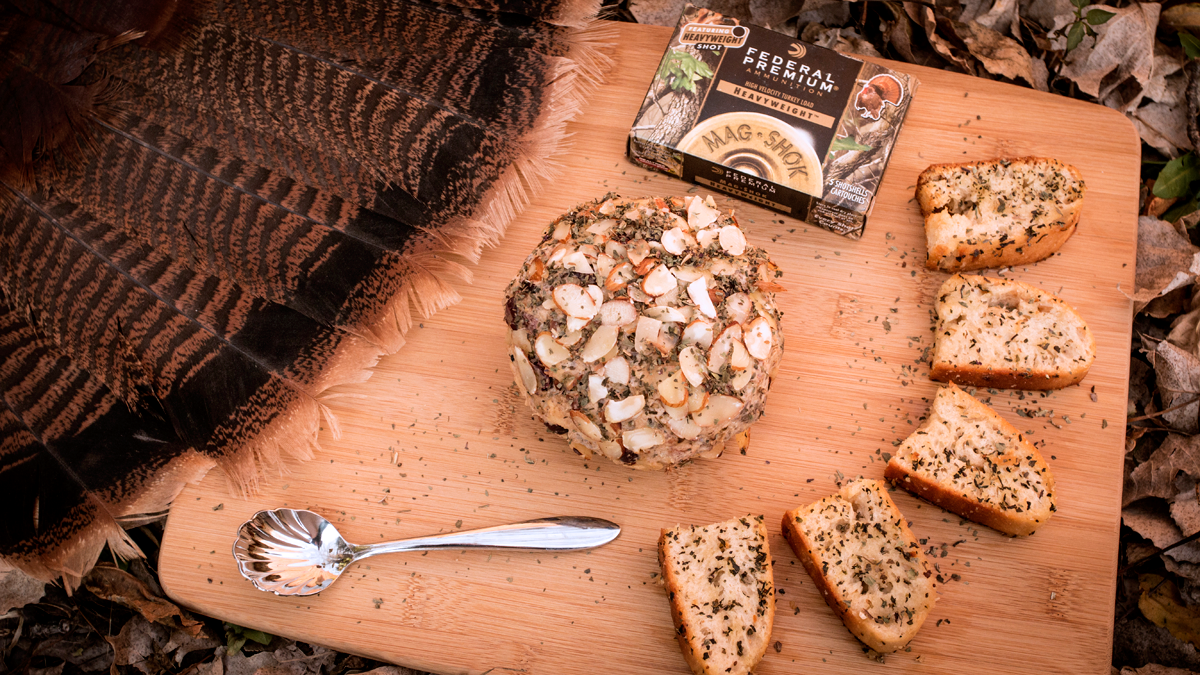 A Holiday Party Appetizer Recipe for Wild Turkey Cheese Balls
