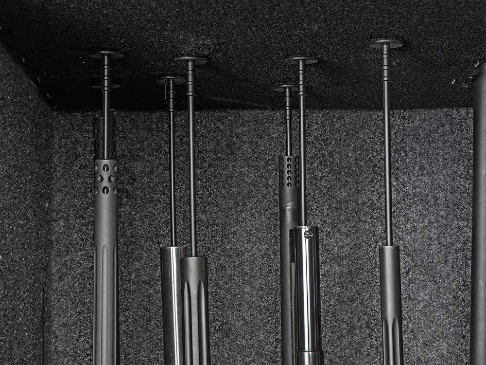 Liberty Safe Rifle Rods