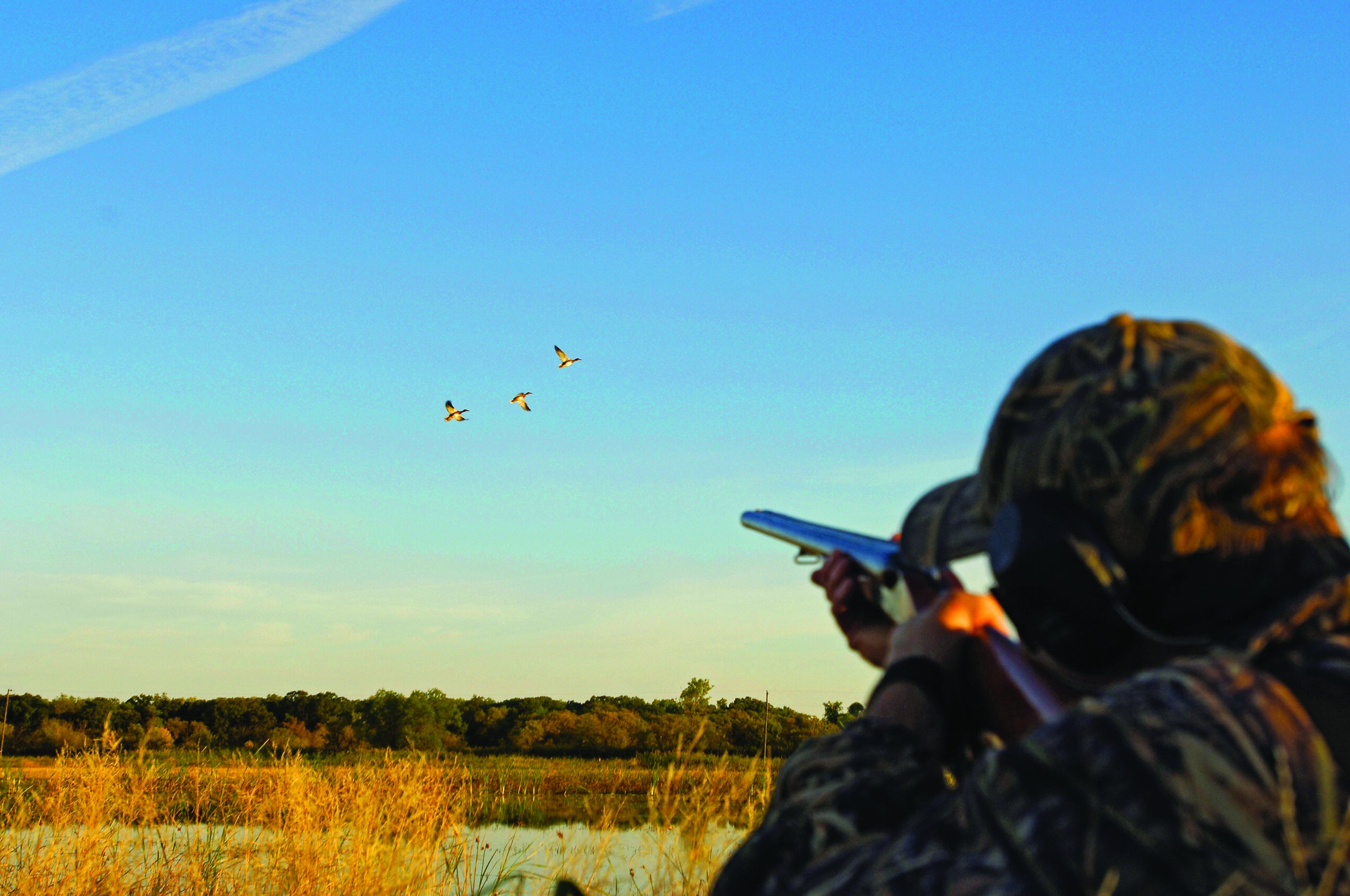Waterfowl Hunting Tip: How to Judge Distance