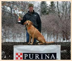 Shed Hunting Dog Competition Continues to Grow