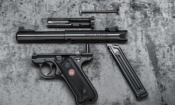 Gun Test: Ruger MK IV