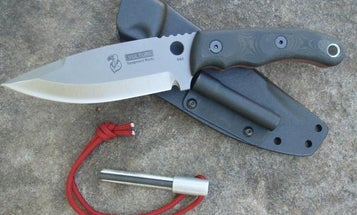 Survival Gear Review:  The Vulture Cholera Knife