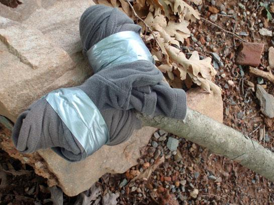 Survival Skills: How to Make Splints And Crutches