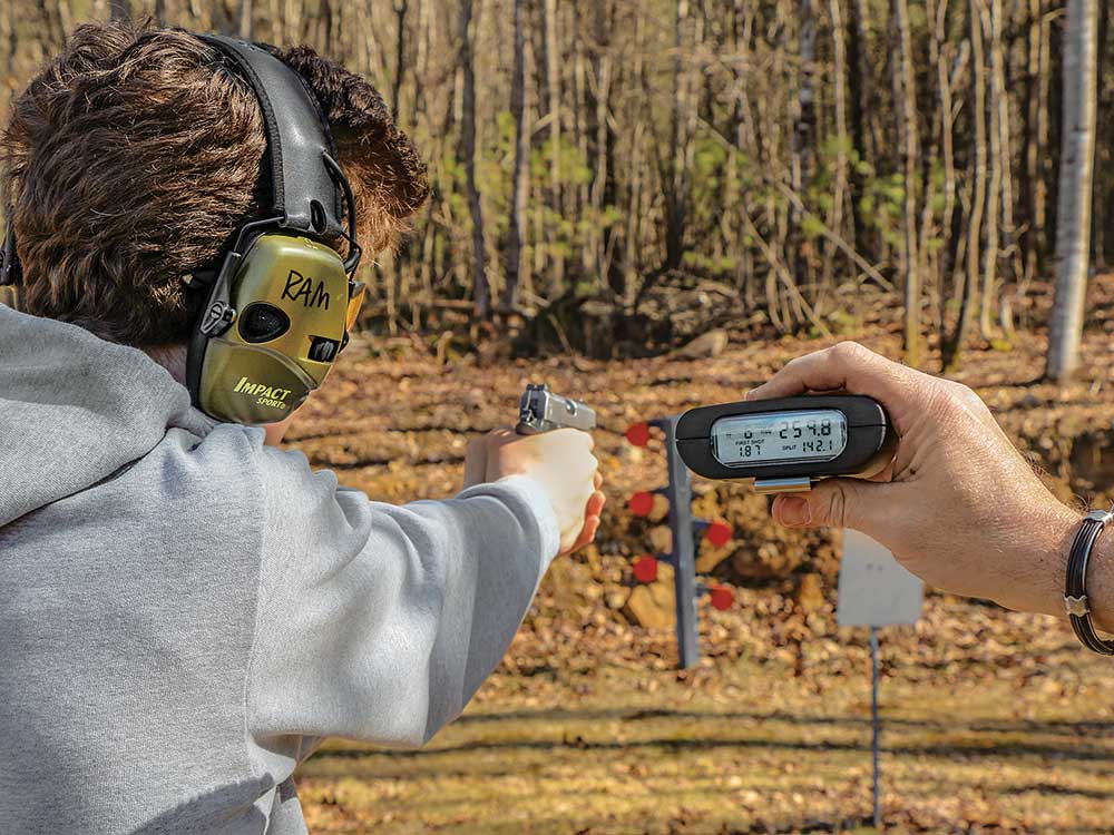 How Handheld Shot Timers Can Make You a Better Shooter