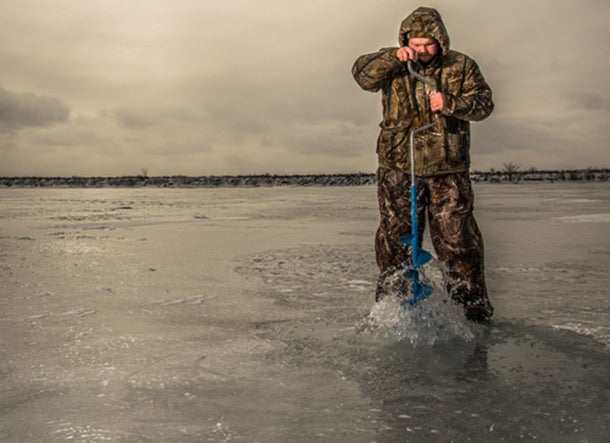 Tips from the World Ice Fishing Championship