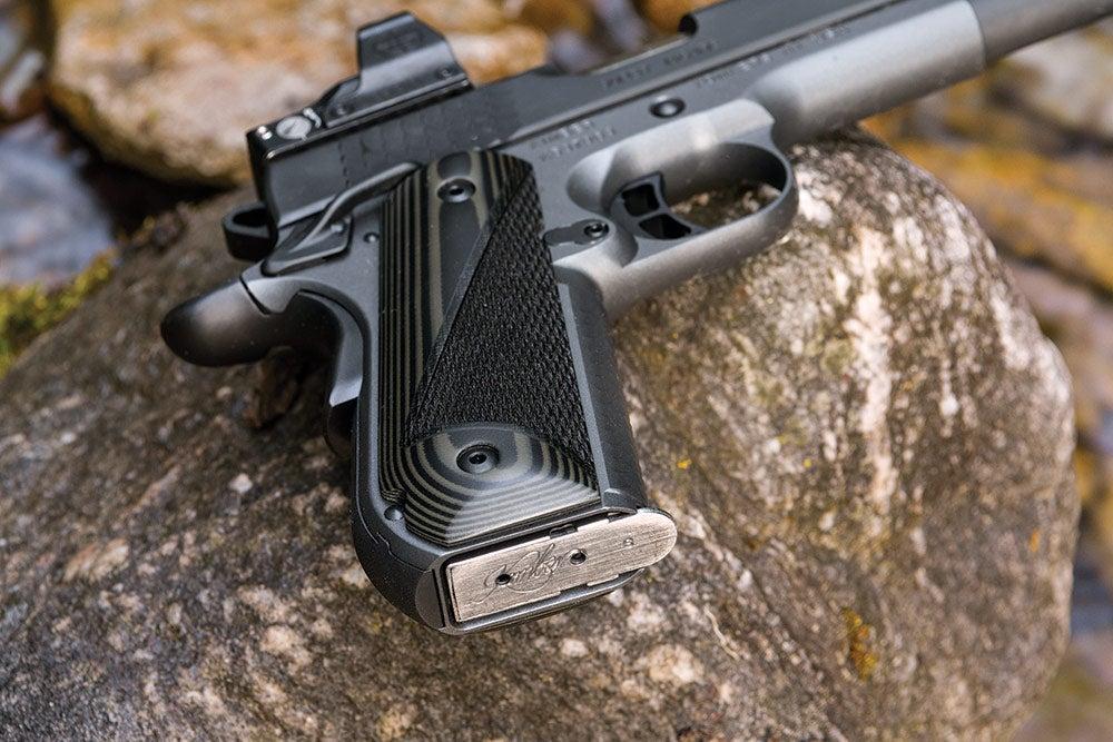 Kimber Super Jagare Hand Gun Grip