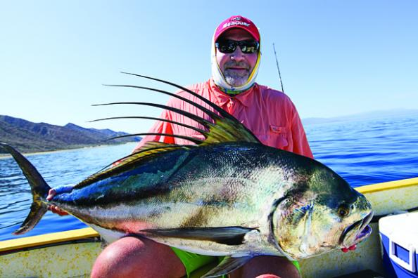 Rule the Rooster: Chasing Roosterfish in Mexico