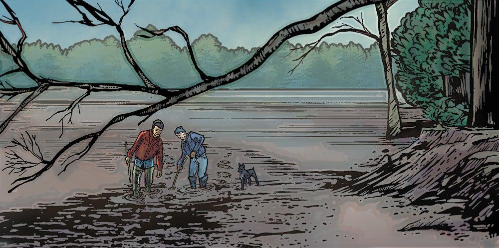 this happened to me bad news bayou panel 2