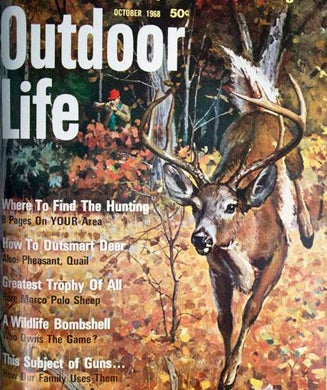 Outdoor Life Magazine's 35 Best Whitetail Deer Covers