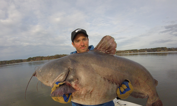 North Carolina Angler Catches Back-to-Back Giant State-Record Catfish