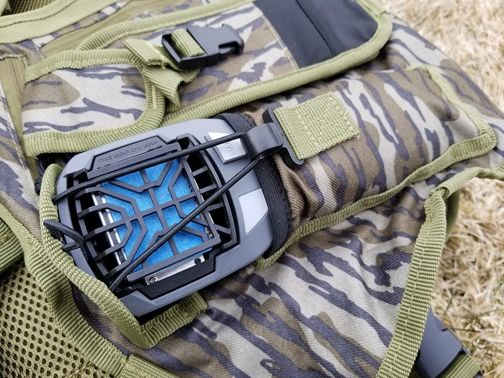 nomad mg turkey hunting vest thermacell