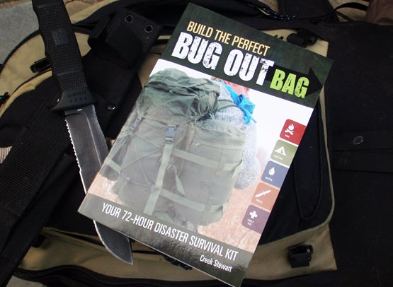 Survival Book Review: Build The Perfect Bug Out Bag