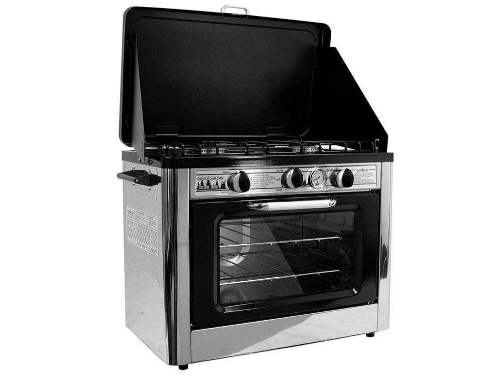 Camp Chef Propane Stove and Oven