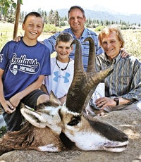 Pending New World Record Pronghorn