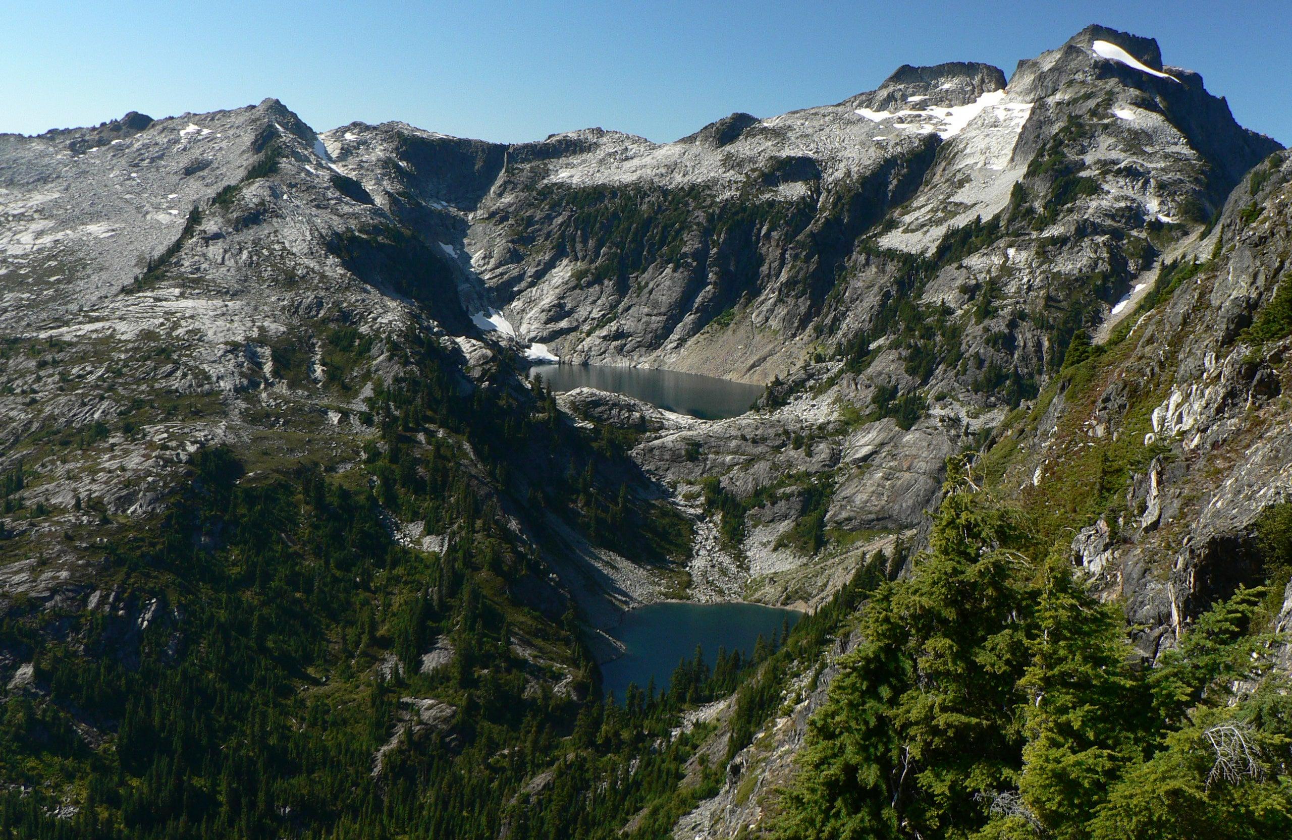 Wilderness Survival: Plane Crash Survivor Evokes Memories of Getting Lost in the North Cascades