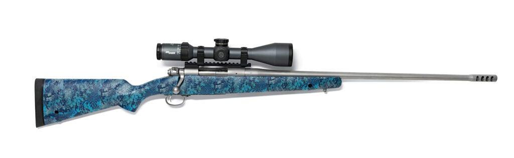 A rifle in 6 Creedmoor