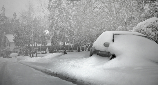 Winter Weather Alert: Tips for Snow Storm Survival