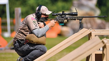 precision long range shooting drills