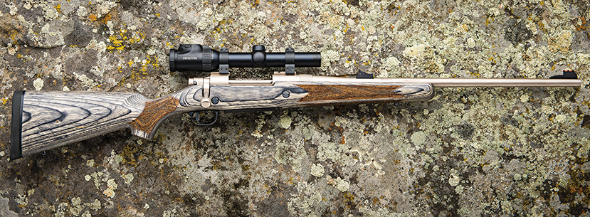 patriot rifle by mossberg
