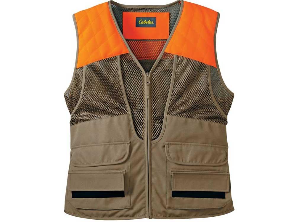 Cabela's Men's Upland Cool Mesh Vest