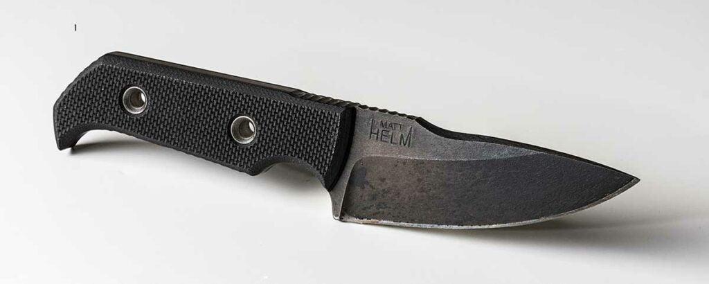 helm tactical knife