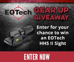 EOTech Holographic Sight Giveaway