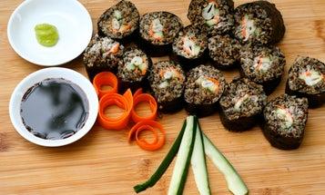 Wild Recipe: How I Made My Own Minnesota Maki Sushi Roll