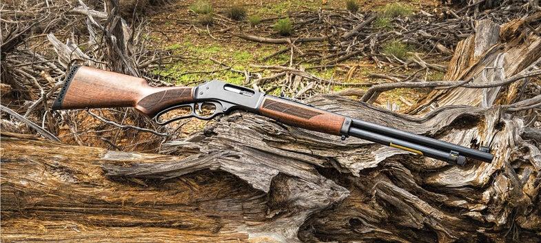 Henry .410 lever action shotgun