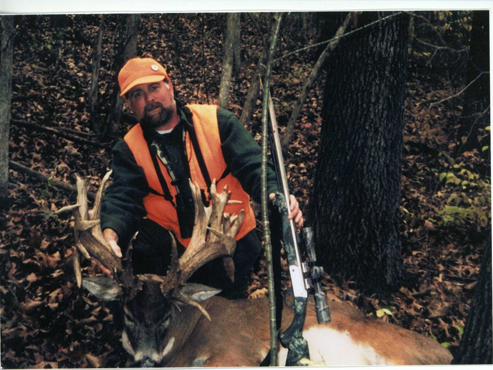 Dexter illinois buck