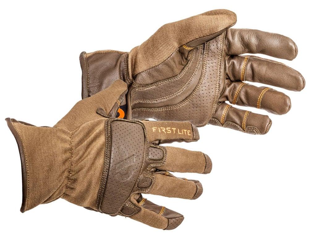 First Lite Shale Hybrid Gloves