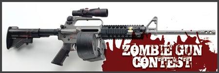 Zombie Gun Contest