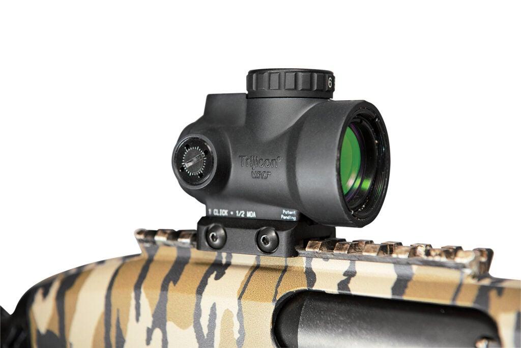 Turkey gun sight