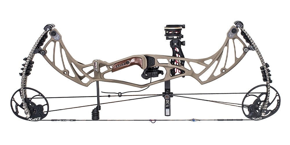 The Pro Defiant Compound Bow from Hoyt
