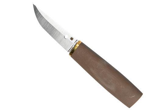 Spyderco Finnish Pukko knife