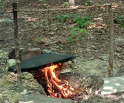 Survival Skills: Build The Perfect Camp Fireplace