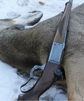 Giving Thanks for a Father's Favorite Rifle