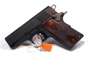 Colt Concealed Carry .45 ACP