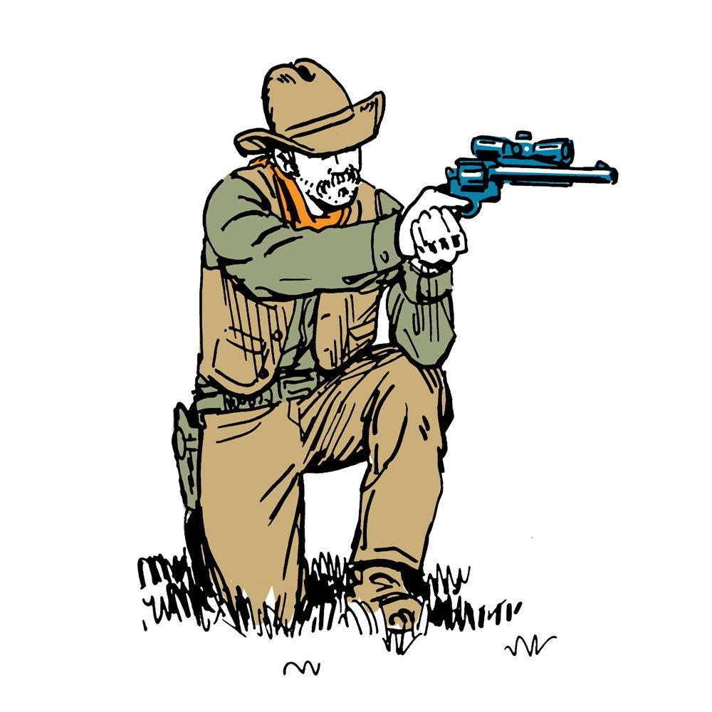 handgun challenge fun hunting