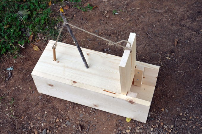 Survival Skills: Build a Better Box Trap