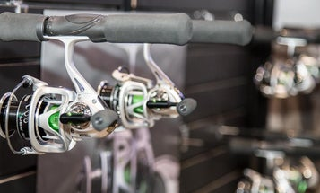 New Fishing Gear: Mitchell Mag ProR Spinning Reel